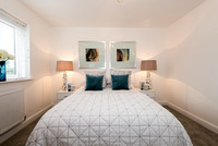 R Gill, Property Photographer, Bedroom